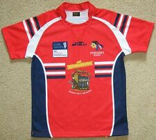 ROUSE HILL RENEGADES #9 SMITH Rugby Union Jersey Mens S A1 Condition