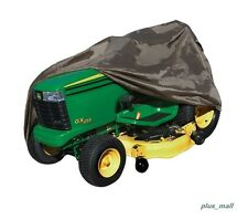 Lawn Tractor Cover Fit Water Resistant Protect Flexible Dust w/ Storage Bag NEW