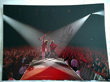 Steven Tyler 'Aerosmith' Signed Large 16x12 inch Photo AFTAL