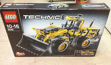 Lego Technic 8265 - Frontlader Rare Set Brand New + Sealed