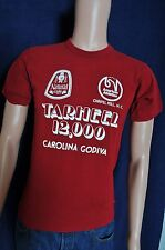 Vintage '80s Tarheel 12,000 Carolina Godiva Natural Light souvenir t shirt S