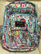 NWT JuJuBe Tokidoki Be Right Back, BRB in UNIKIKI 2.0 Unicorns, Mozzarella!!!