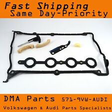 VW Audi 1.8T Timing Cam Chain Tensioner Adjuster Pads Chain tool Valve Cover gas