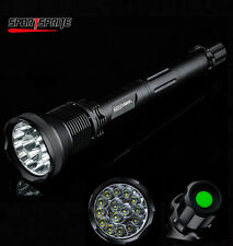 TrustFire 18000 Lumens CREE XM-L2 T6 5 Mode 26650 brightest 15*LED  Flashlight