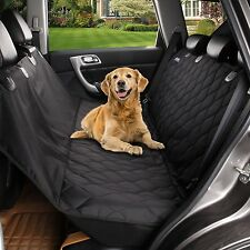 Acrabros Deluxe Dog Seat Covers For CarsDog Car Seat Hammock ConvertibleUnive...