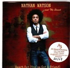 (BS500) Nathan Watson, Reach Out (You've Got A Friend) - DJ CD