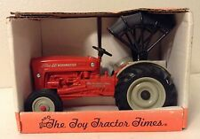 Ford 641 Workmaster Utility Toy Tractor Times Edition NIB ERTL 1/16 Hard to Find