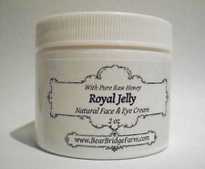 Bear Bridge Farm Royal Jelly Face and Eye Night Cream, 2 oz