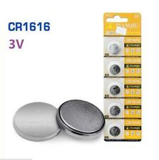 3V CR1616 DL1616 ECR1616 3 Volt Button Coin Cell Battery for CMOS watch toy x5 S