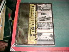 1984 CROWN VICTORIA GRAND MARQUIS THUNDERBIRD COUGAR  DO IT YOURSELF MANUAL good