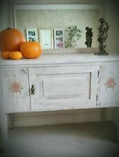 REDUCED antique vintage shabby chic sink dresser sideboard unit cupboard