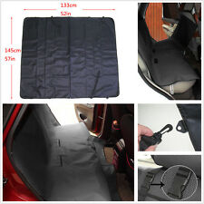 Car Back Seat Pet Dog Waterproof Dust Protector Mat Travel Hammock Cushion Cover
