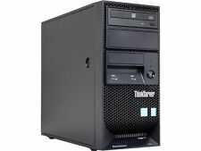 Lenovo ThinkServer TS140 70A4003AUX Tower Server - 1 x Intel Xeon E3-1226 V3 Qua