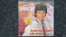 Freddy Breck - De avond is nog jong 7'' Single SUNG IN DUTCH