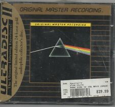 Dark Side of the Moon [Gold Disc] by Pink Floyd MFSL SEALED