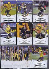 2014 LEAF U.S ARMY ALL AMERICAN FOOTBALL 100 CARD SET NICK CHUBB MCCAFFREY MIXON