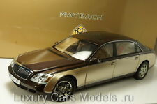 AUTOart Maybach 62 - 1:18 Scale Diecast Car - NEW in Box Dialer Edition RARE !
