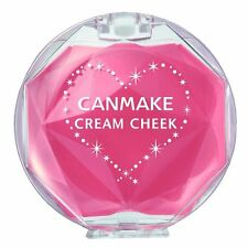 Canmake  Tokyo Cream Blush Cheek 15 antique milk Rose 2.2g japan