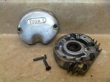 Honda 305 CB77 SUPERHAWK CB 77 Used Engine TYPE 1 Point Cover & Base 1963 #SM98