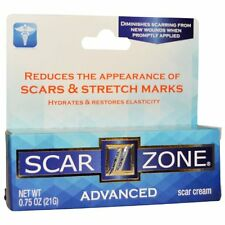Scar Zone Cream Surgery,Acne, Burn, Stretch Marks,injury with Green Tea 0.75 oz