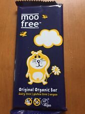Moo Free Dairy Gluten Free Vegan Alternative Milk Chocolate 100g Bar