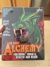 3D Game Alchemy Doom Doom II Heretic and Hexen SEALED BRAND NEW Boxed PC L@@K