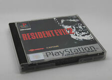 RESIDENT EVIL 2  PS1 PLAYSTATION PSX PS  PAL