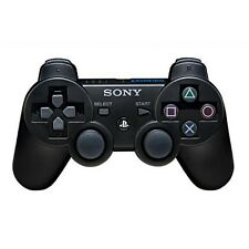Sony 99004 PlayStation 3 Dualshock 3 Wireless Controller Black NEW