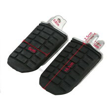 New Front Driver Footrest Footpeg Pedals for Honda Goldwing GL1800 2001-2010 02