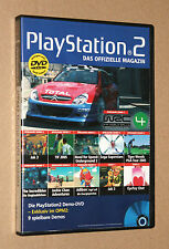 PS 2 Offizielle Magazin Demo DVD Jak 3 The IncrediblesTIF  2005 13/2004