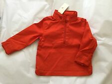 STELLA MCCARTNEY KIDS-AGE 6 OR UNDER-UNISEX BOYS-GIRLS BRIGHT ORANGE JACKET COAT