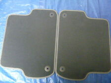 New 02 03 04 05 06 07 08 Audi A4 Quattro S4 RS4 Sedan Rear Floor Mats OE OEM
