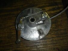 Yamaha 1972 CS3 200  electric front brake hub I have more parts for this bike