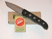Columbia River Knife CRKT M16-02Z Tanto Black Zytel NIB