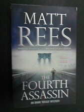 The Fourth Assassin by Matt Rees (Paperback, 2010)