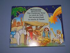 Playmobil Nativity Book The Christmas Story #5719
