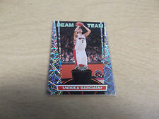 GAME-USED ANDREA BARGNANI 2007-08 ST CLUB #BTR-AB BEAM TEAM RELIC RAPTORS