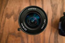 ARAX / ARSAT / PHOTEX - Vintage 35mm/2.8 Tilt Shift Lens - Nikon F Mount