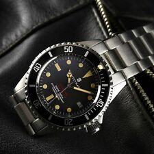STEINHART OCEAN One VINTAGE Red Diver Watch (BRAND NEW) Swiss ETA 2824-2 Elaboré