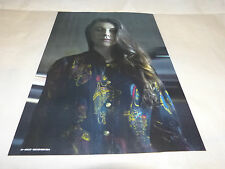 JULIA HOLTER - Mini poster couleurs !!!!!!!!!