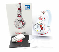 Official Hello Kitty Beats Dr Dre Solo 2 Special Edition New Fast Dispatch ✔