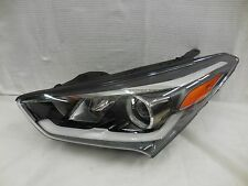 17 16 2017 HYUNDAI SANTA FE LEFT HEADLIGHT HEADLAMP P/N 92101-B8520 OEM 4292