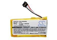 3.7V battery for Logitech H600 Li-Polymer NEW