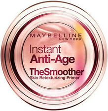 6x Maybelline Instant Anti-Age The Smoother Skin Retexturizing Primer 7ml