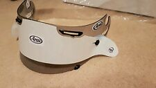 Genuine Arai SAI Light Tint Racing Visor With Tear Off Stumps RX-7GP CORSAIR-V