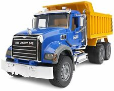 Bruder Toys MACK Granite Dump Truck 02815 Kids Play New SAME DAY SHIP