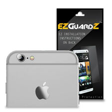 3X EZguardz Camera ONLY Screen Protector Skin HD 3X For Apple iPhone 6 (Clear)