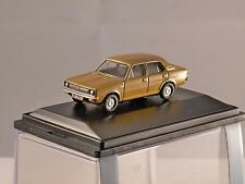 MORRIS MARINA in Harvest Gold - 1/76 scale model OXFORD DIECAST