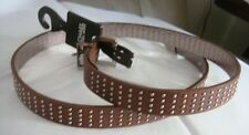 BNWT MICHAEL KORS Women's Belt  with metal studs.