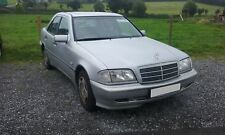 MERCEDES C180 W202 1998 5sp MANUAL PETROL BREAKING O/S RIGHT ALL PARTS N/S LEFT